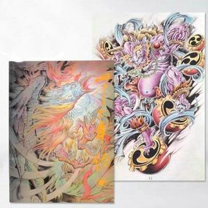 KIT TATOUAGE Tatouages Manuscrits Tatouages Atlas peints à la m