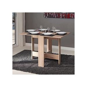 table a manger pliante achat vente table a manger pliante pas cher soldes cdiscount. Black Bedroom Furniture Sets. Home Design Ideas
