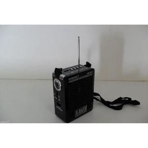 RADIO CD CASSETTE Poste Radio Vintage FM USB MP3 SD Lampe Torche Ali