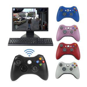 MALLETTE MULTI-JEUX Sans fil Bluetooth Contrôleur Pour Xbox 360 Gamepa