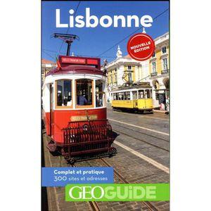 GUIDES MONDE Livre - GEOGUIDE ; Lisbonne (édition 2017)