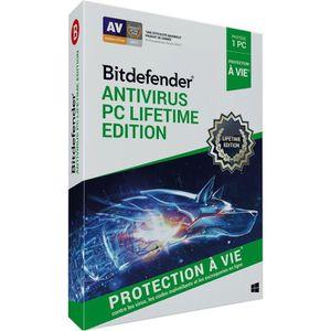 ANTIVIRUS BITDEFENDER Antivirus PC Lifetime Edition - Protec