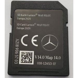GPS AUTO Carte SD GPS MERCEDES GARMIN MAP PILOT Europe 2020
