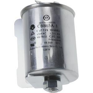 PIÈCE LAVAGE-SÉCHAGE  00330506020. Condensateur 8 Mf Cbb65a-1 - Sembout