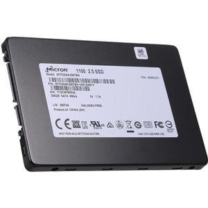 DISQUE DUR SSD Micron 1100 Series 256 Go 2.5'' SSD SATA 6Gbps 530