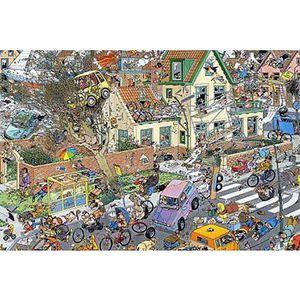 PUZZLE Puzzle 1500 pièces - Jan Van Haasteren