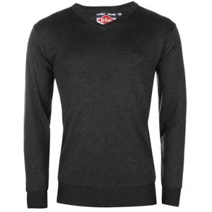 PULL Sweat Pull Col V Homme LEE COOPER