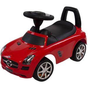 PORTEUR - POUSSEUR Porteur Ride-On en Plastic pour Enfant Mercedes Be