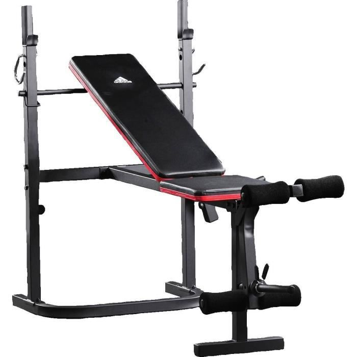 ADIDAS Banc de musculation inclinable