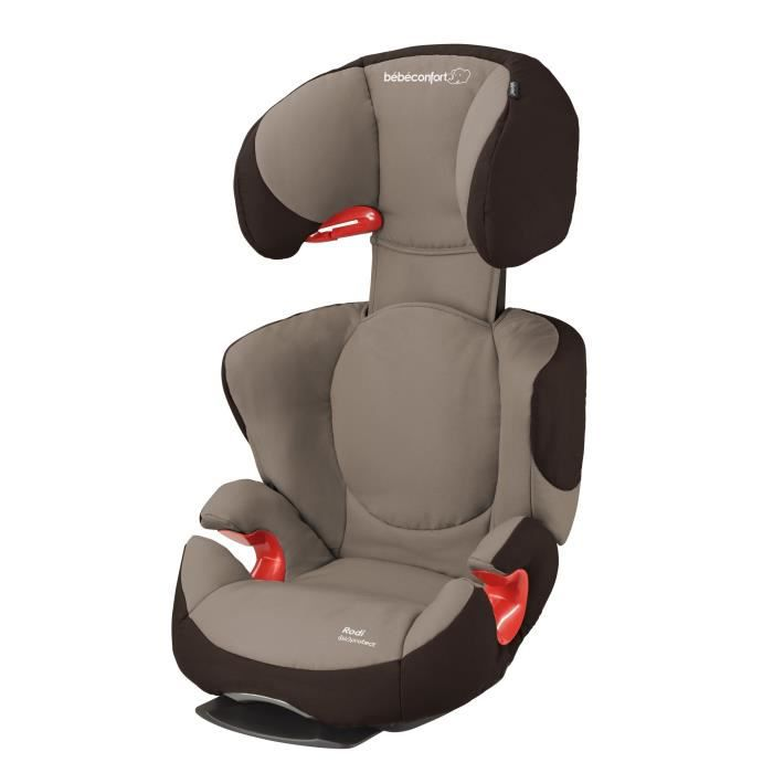 BEBE CONFORT Siège auto Rodi AirProtect - Groupe 2/3 - Earth Brown