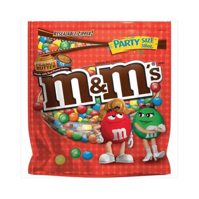 M&m's Peanut Butter 1kg