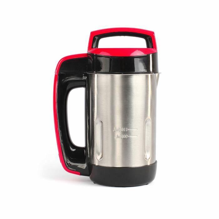 LIVOO DOP188 Blender à soupe 1,1L 850W - Noir