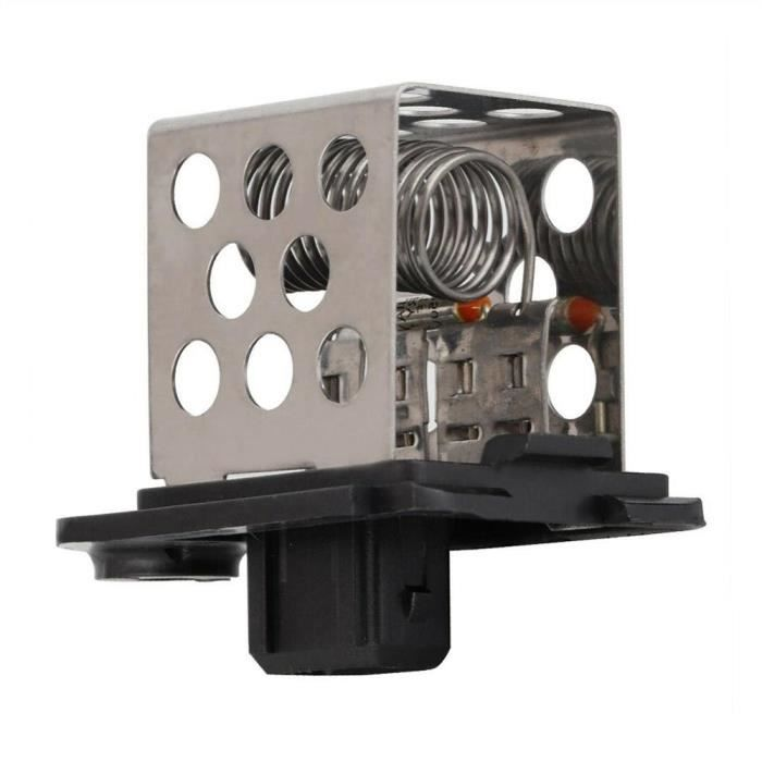 Résistance de moteur de ventilateur de chauffage pour Para Peugeot 9641212480 CC 206 CC 307-1998, accessoires de voiture, [35FDD43]