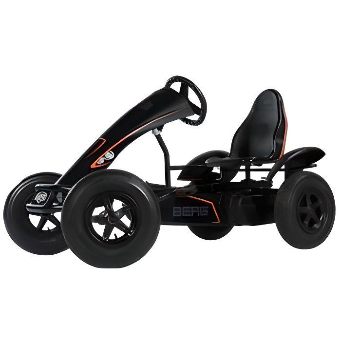 Kart à pédales BERG Black Edition BFR black