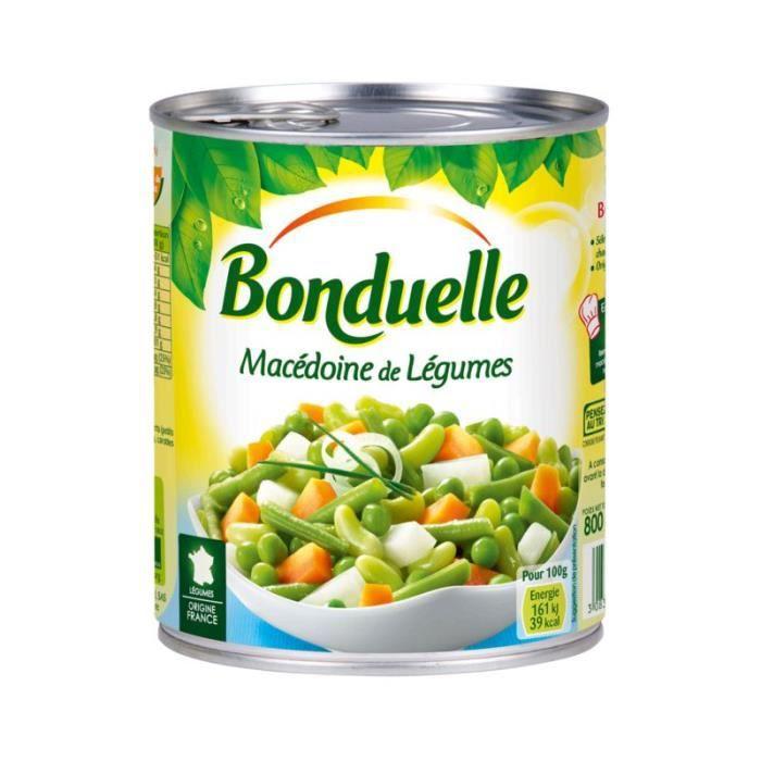 Macédoine de légume BONDUELLE - 530g