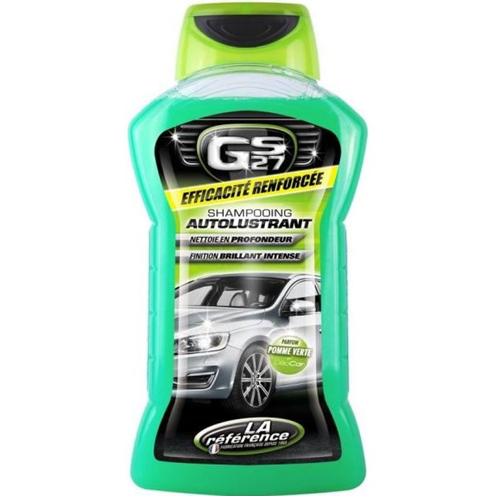 GS27 Shampooing Pomme Nouvelle Formule - 535 ml