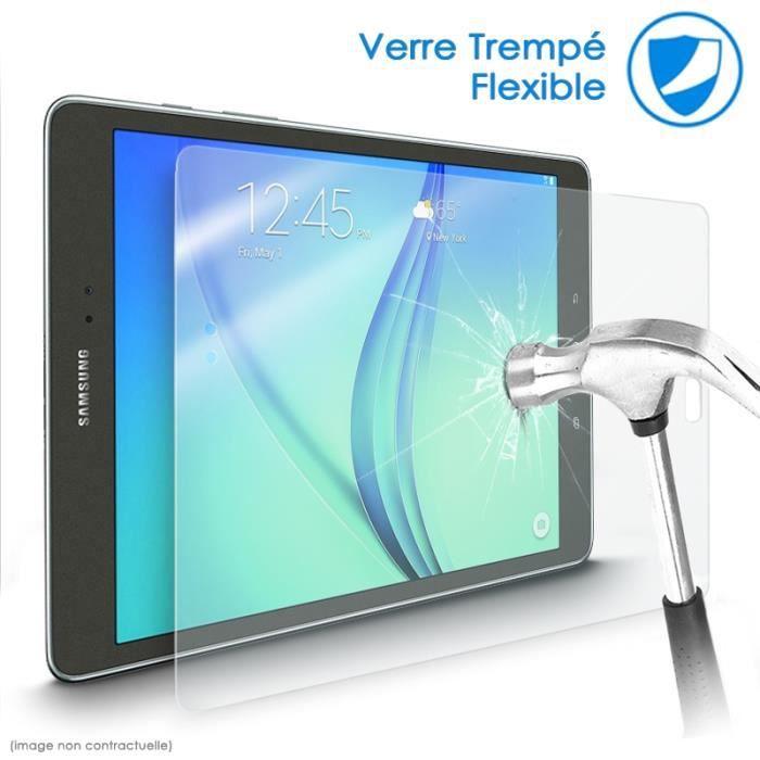 Protection en Verre Fléxible pour Tablette Samsung Galaxy Tab E Sm T560 9,6 pouces