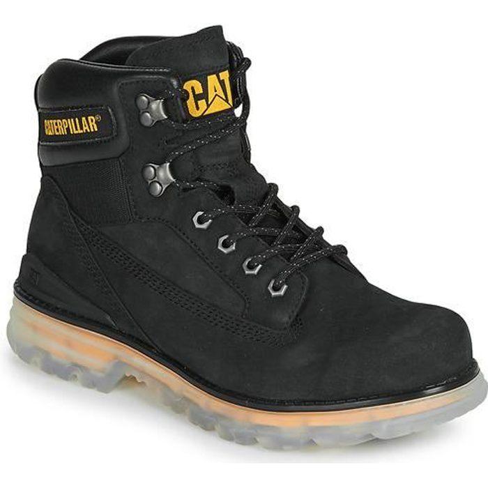 Boots Caterpillar Baseplate Noir. P723492.