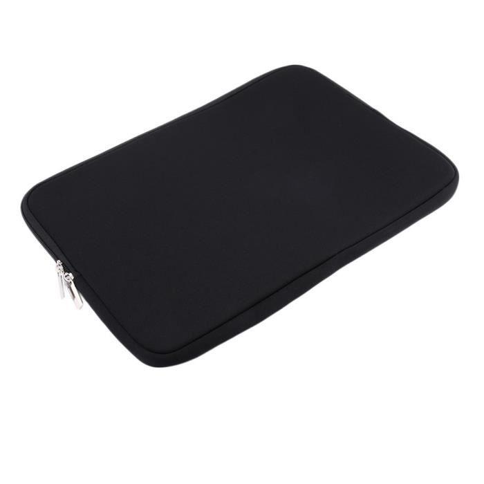 Néoprène Style Style Ordinateur Portable Housse Etui Sac Pochette De Rangement Pour Mac Macbook Air Pro 11.6 13.3 15.4 pouces
