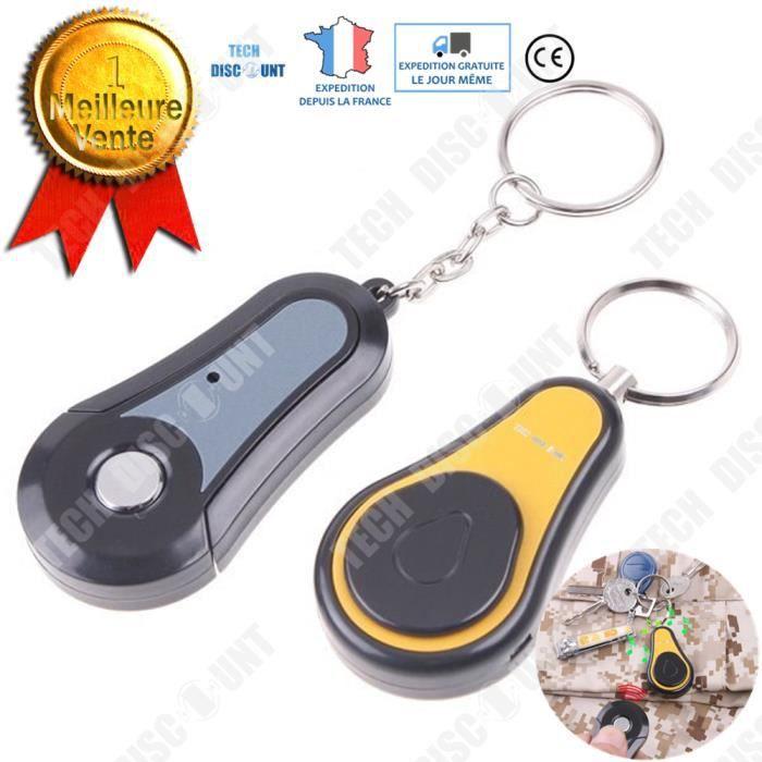 TD® localisateur cles d'objet sans fil gps de voiture anti perte localisateur telephone portable finder bluetooth smartphone android