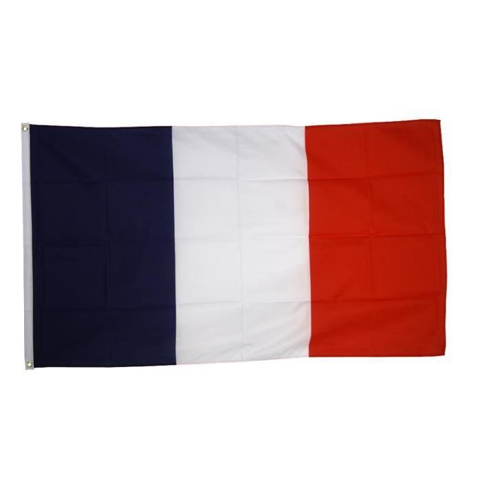Drapeau de commissaire 60 x 90 cm Fourreau pour hampe AZ FLAG Drapeau Course Automobile Blanc 90x60cm