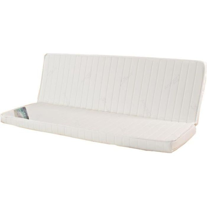 matelas clic clac 130 x 190 hr 35 kg dune achat vente matelas cdiscount. Black Bedroom Furniture Sets. Home Design Ideas