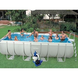 Piscine intex ultra silver filtre for Filtre a piscine intex