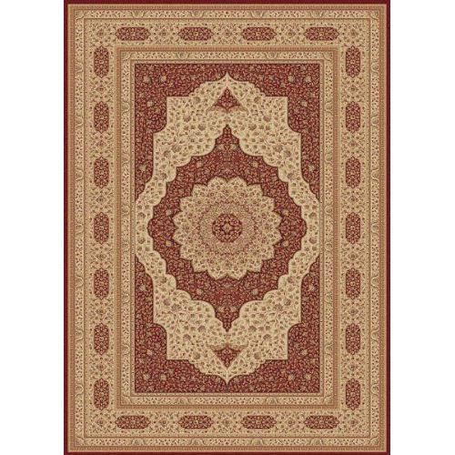 lalee 347106981 tapis tabriz 100 80 x 150 rouge achat vente tapis cdiscount. Black Bedroom Furniture Sets. Home Design Ideas