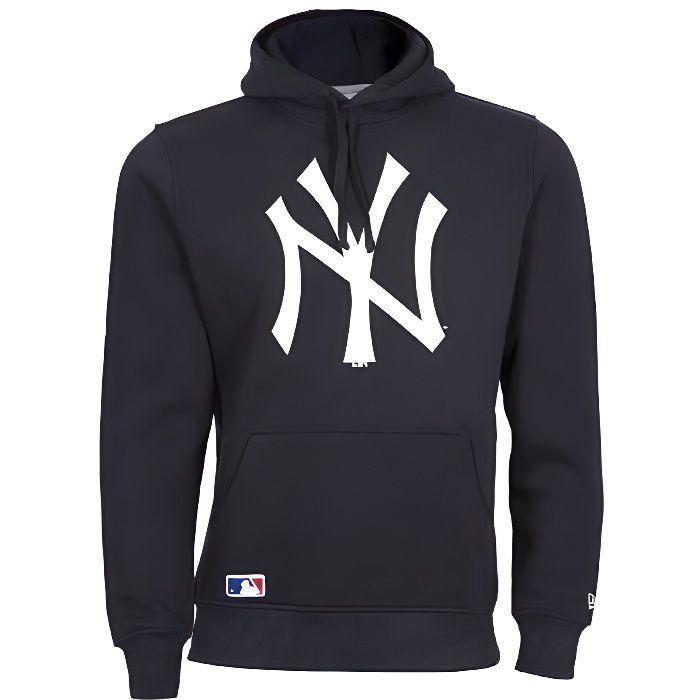 Sweat shirt avec capuche New Era MLB New York Yankees hoody