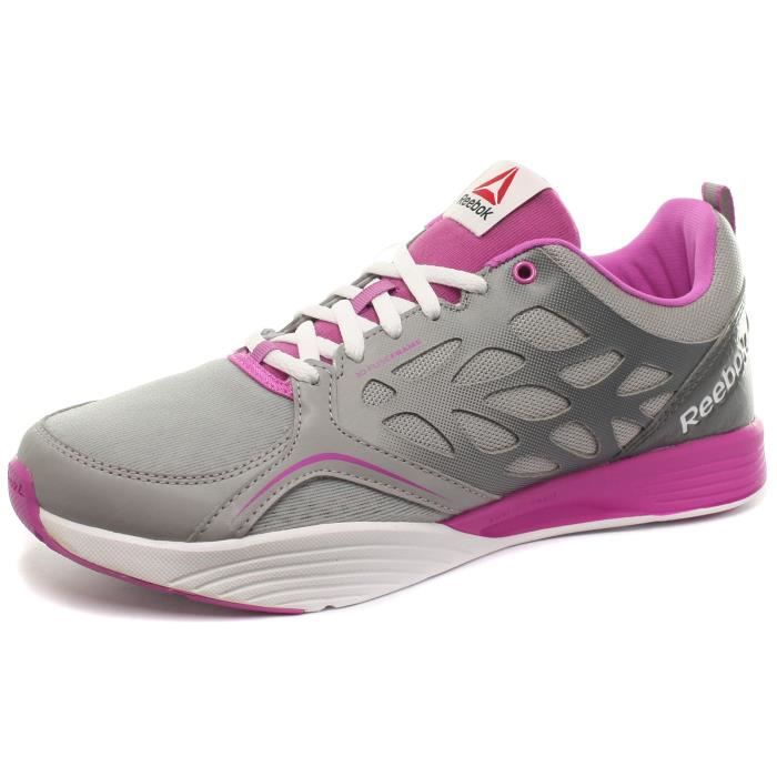 Low Baskets Sneakers 2 0 Cardio Orange Inspire Femme Fitness Studio Reebok wqTSFpxp