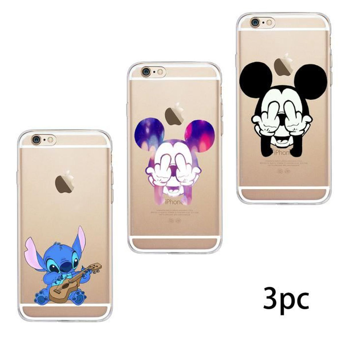 iphone 6 plus coque mickey