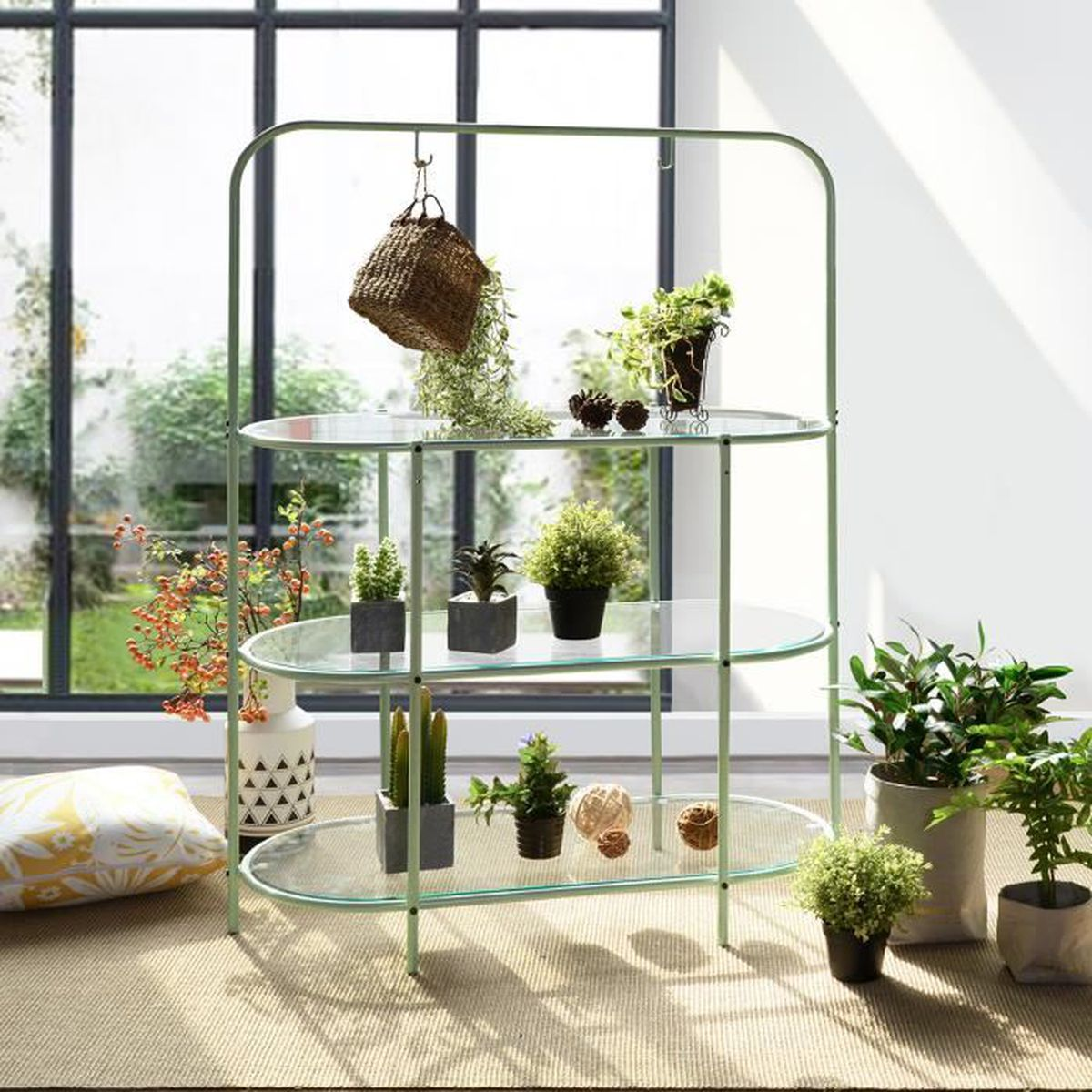Etagere Pour Plantes Interieures support de plante
