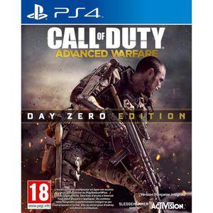 JEU PS4 Call of Duty: Advanced Warfare Edition D0 Jeu PS4