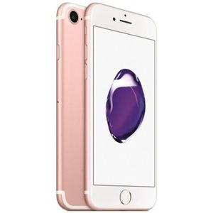 TELEPHONE PORTABLE RECONDITIONNÉ Apple iphone 7 32go reconditionne rose Smartphone