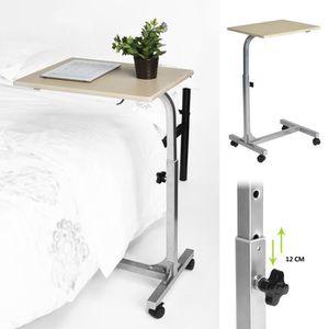 BUREAU  Table de lit Table d'ordinateur portable Table Sup
