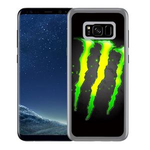 CASQUETTE Coque pour Samsung Galaxy S8 monster energy logo g