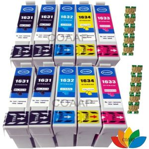 CARTOUCHE IMPRIMANTE 10PK Compatible cartouche d'encre pour Epson wf275