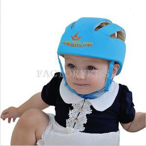 CASQUE ENFANT Casque protège tête pour bébé bleu  Qualité Activi