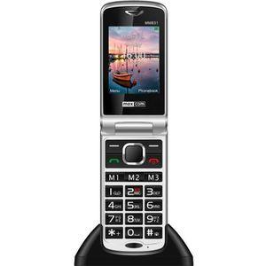 MOBILE SENIOR Téléphone sénior grosses touches portable à clapet