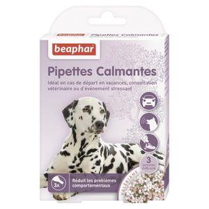 DIFFUSEUR BIEN-ÊTRE BEAPHAR Pipettes calmantes - Pour chien