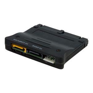 ADAPTATEUR AUDIO-VIDÉO  Adaptateur bidirectionnel SATA/IDE pour disque dur