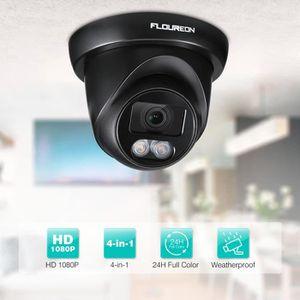 CAMÉRA DE SURVEILLANCE FLOUREON caméra IP 1080P HD H.264 Wifi 2.0 mégapix