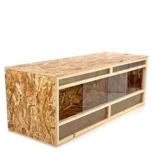 terrarium osb achat vente terrarium osb pas cher cdiscount. Black Bedroom Furniture Sets. Home Design Ideas