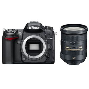 APPAREIL PHOTO RÉFLEX NIKON D7000 + Objectif AF-S DX VR II 18-200mm f…