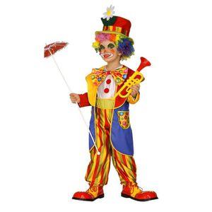DÉGUISEMENT - PANOPLIE Déguisement Enfant Clown Farceur...
