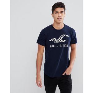 Hollister Athleisure T shirt avec logo à effet coupÃ