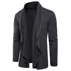 T-SHIRT Tee Shirt Homme Mode T Shirt Manche Longue Ouvrir