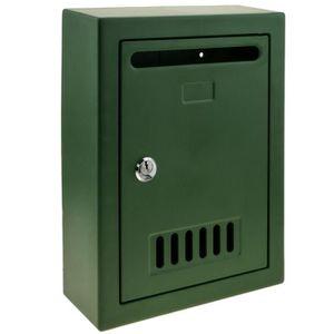 Tatay 0043004 Bo/îte aux lettres Vert