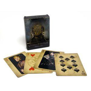 CARTES DE JEU GAME OF THRONES JEU DE 52 CARTES