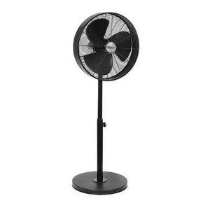 VENTILATEUR Ventilateur sur pied en métal diamètre 40 cm 50W n